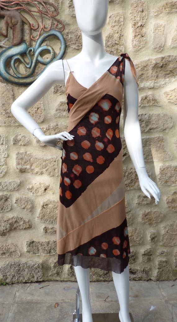 gaultier jean paul gaultier jpg knit dress