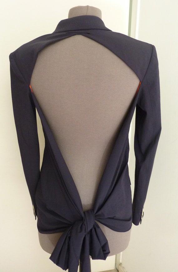 gaultier jean paul gaultier jpg jacket suit
