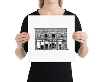 BellavanceInk: Crozet Area Attractions Crozet Hardware Store Limited Prints