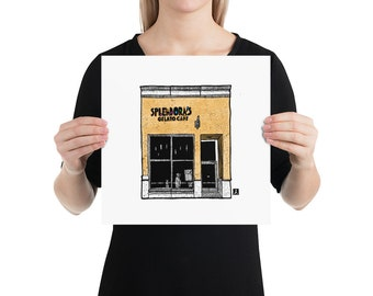 BellavanceInk: Charlottesville Area Attractions Splendora's Gelato Cafe On The Downtown Mall