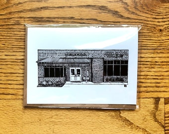 BellavanceInk: Greeting Card of the Charlottesville Area Eating Attraction Peter Chang's Grill At Barracks Road Shopping Center