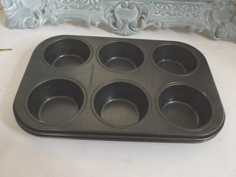 non-stick made Germany Lot of two Zenker cake moulds