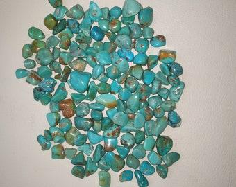Globe Arizona SB37 Natural Sleeping Beauty American Turquoise Nugget Cabochon Stone Untreated Gemstone
