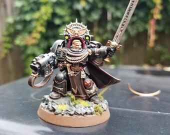 Warhammer recasts uk