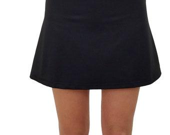 Swimwear Swim Skirt with Brief
