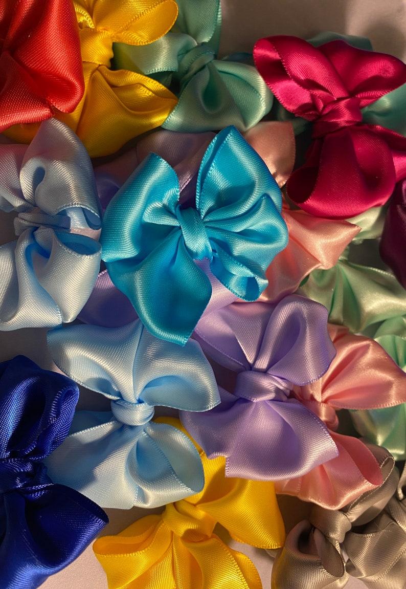 Bows Treat Bows Cupcake Bows Custom Bows Cakepops Candy image 0