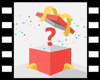 MISTERY BOX - Choose the movie