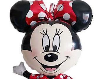 9cd881e3f Mickey and Minnie Mouse giant balloons