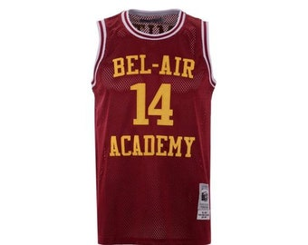 4cea3cce3eeb Will Smith Fresh Prince Of Bel Air Basketball Jersey
