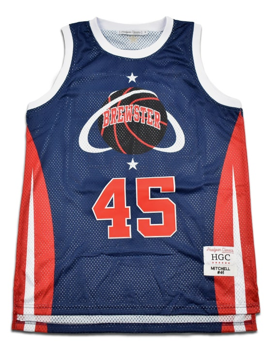 super cute 23bd3 f47fe Donovan Mitchell Alternate High School Basketball Jersey