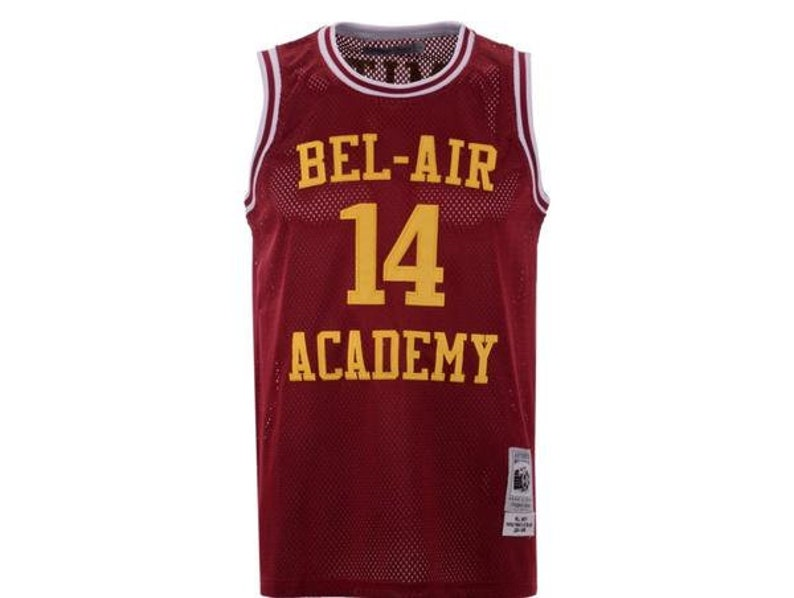 the latest 926c4 a3c76 Will Smith Fresh Prince Of Bel Air Basketball Jersey