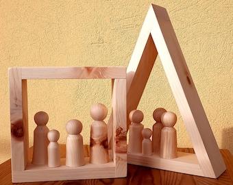 Wooden game for children