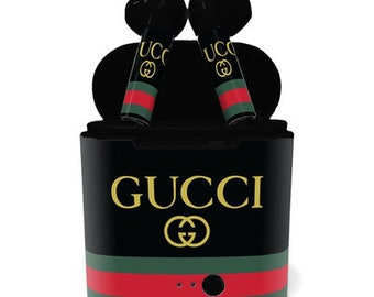e85c49c44b8 Gucci Classic Black Custom EarPods