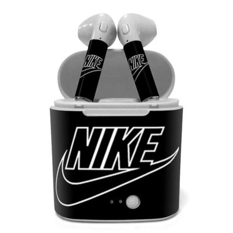 838b6ec2c2 Nike Black Custom EarPods