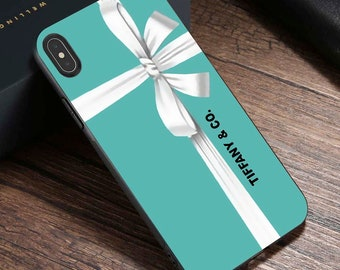 huge discount 484e8 c04ef Tiffany iphone case | Etsy