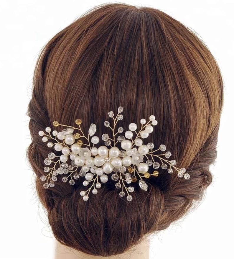 bridal hair comb,bridal hairpiece,bridal hair accessories,pearl hair comb,hair comb,wedding hair comb,wedding hair accessories,hair comb