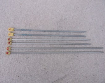Millward Knitting Pins Double Ended Set of Four 30 cm