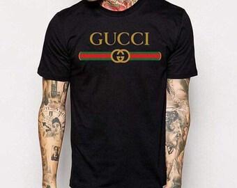dddc85ab010 New Fashion Design Gucci High Quality 100% Cotton Men s T-Shirt Tee
