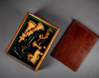 Jaques 1855-1860 chess set