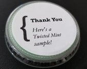 100 Soy wax melt samples.