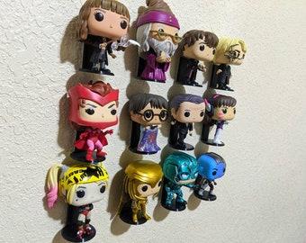 Wall Mount Display Shelf for Funko Pop Figurines