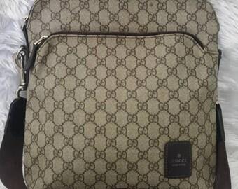 b0477fc523abd6 prelove Gucci Sling bag Unisex small size