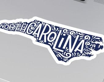 Duke University Sticker for skateboard luggage laptop tumblers car c