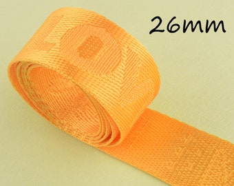 Canvas Ribbon Belt Bag Webbing Ribbon Binding Tape Diy Craft Projects Love Cloth Strap Letters Ribbon Back To Search Resultshome & Garden Arts,crafts & Sewing