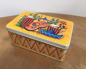 Mexican Box Etsy