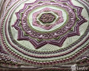 Sacred Space Crochet Blanket