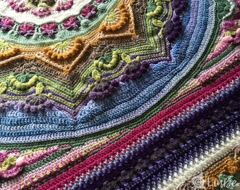 Lost Garden Blanket