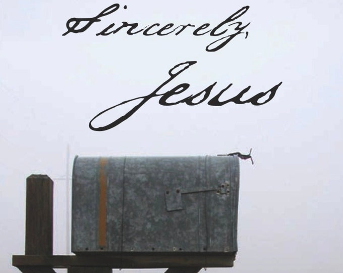 Sincerely, Jesus is a devotional commentary of Revelation chapters 2 & 3, the letters of Jesus to the churches in Asia Minor.