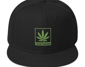 Weed snapback  c7f18e753b62