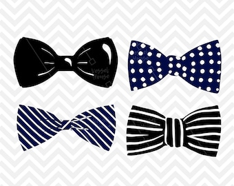 Bow Tie SVG , Bow SVG , Bow Clipart, Bow Svg Bundle