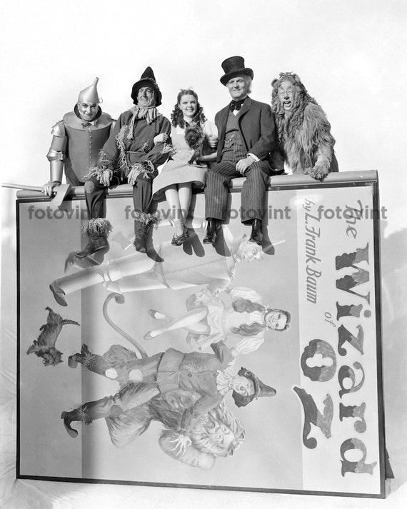 "The Wizard of Oz Judy Garland Dorothy 11x14/"" Photo Print"