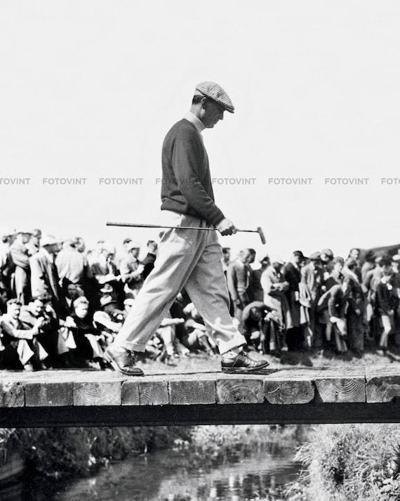 BEN HOGAN Photo Picture VINTAGE Golf 1953 British Open at   Etsy