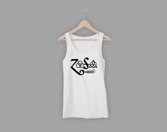 ee37c527577e4 Led Zeppelin Tank Top