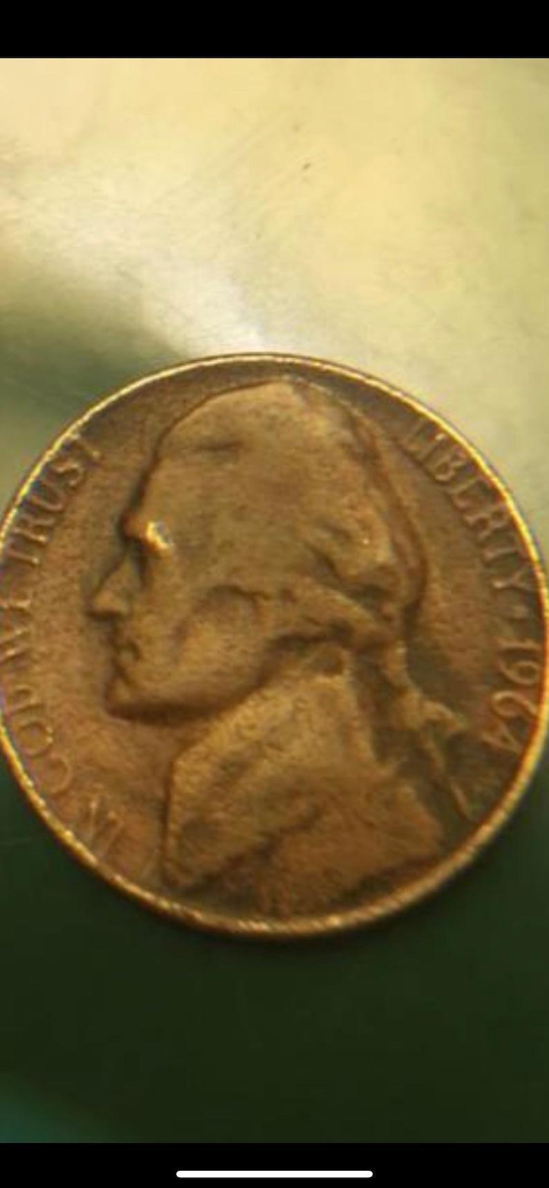 1964 Nickel D