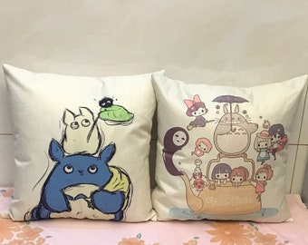 Pillow Case Cushion Cover For Anime