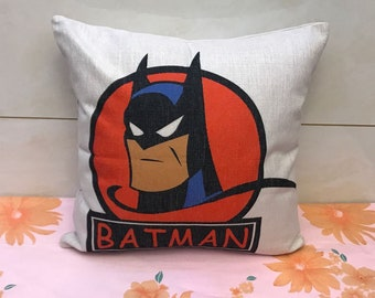 SuperHero Batman America Super Hero two sides Pillow Cushion Case Cover 306