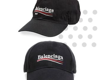 Balenciaga Waves Cap eaeb5dc51ef0