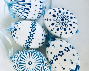 Decorated Eggs Etsy