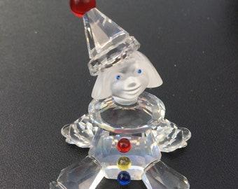 d1314615cd33 Swarovski Puppet (clown) MINT in box