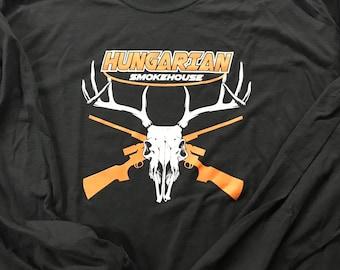 "Hungarian Smokehouse Long Sleeve ""Hunter T"""