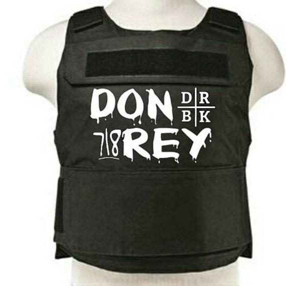 New Don Rey 718 Bk fashion bulletproof vest on