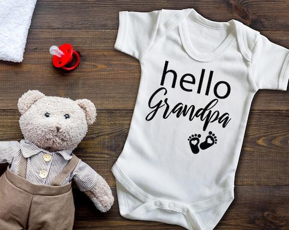 Embarazo Bebé anuncio próximamente Bebé Crecen Chaleco Body personalizado