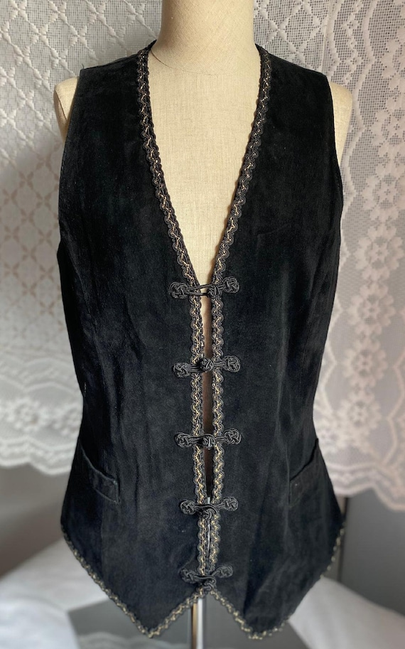 Vintage Wilsons Leather Womens Vest