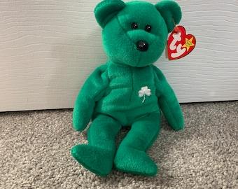 882efc37eb1 Original TY Erin Beanie Baby