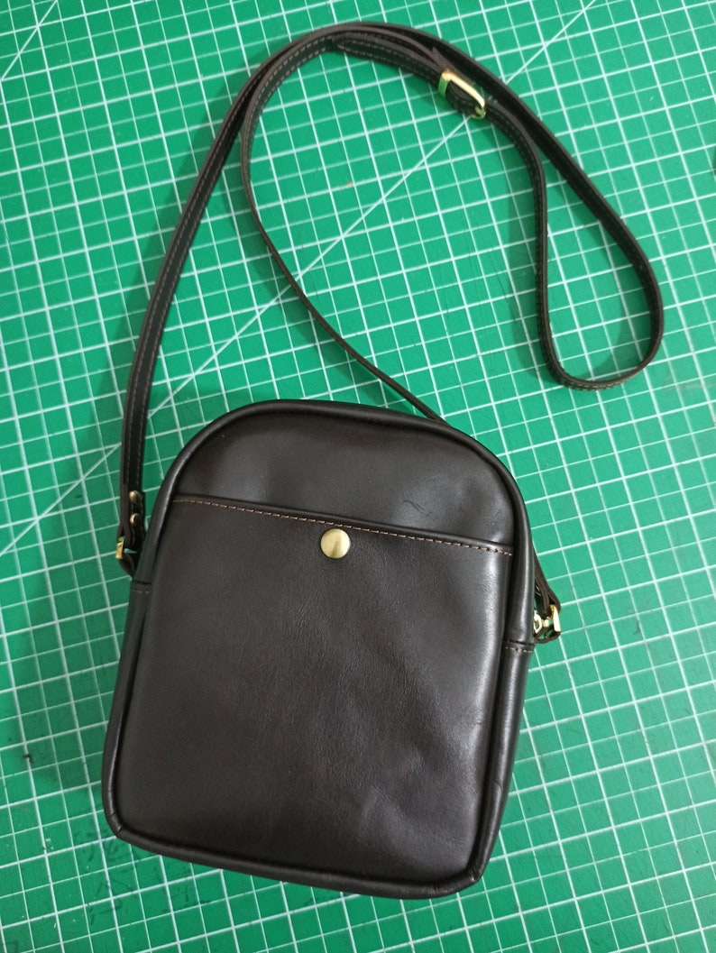 Leather Bag Geniune Cow Leather Small Bag Crossbody Bag Shoulder Bag Pink#20201011
