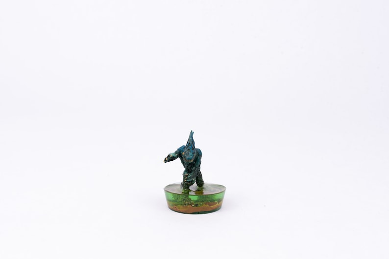 RPG Tabletop Miniature Dungeons and DragonsPathfinder The Margoyal UNPAINTED D/&D Creature